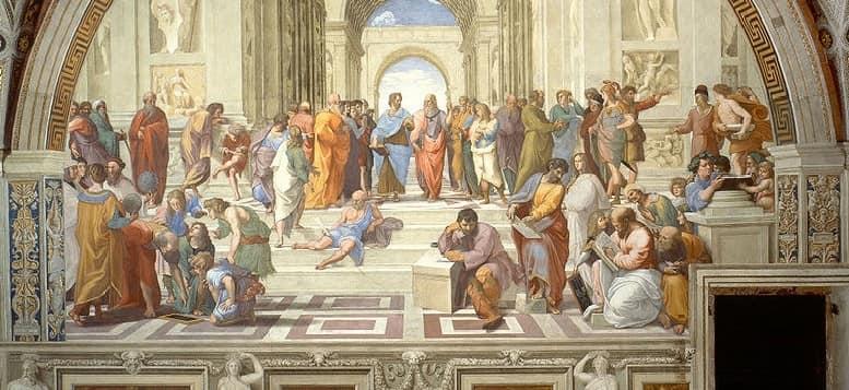 Школы античной философии