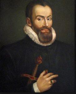 Франсуа Виет (1540-1603 гг) - математика, создатель знаменитых формул Виета