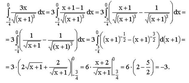 Примеры решение задач по неопределенному интегралу через сколько дней после экзамена получить прав