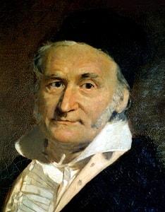 Карл Фридрих Гаусс - немецкий математик, основатель одноименного метода решения СЛАУ